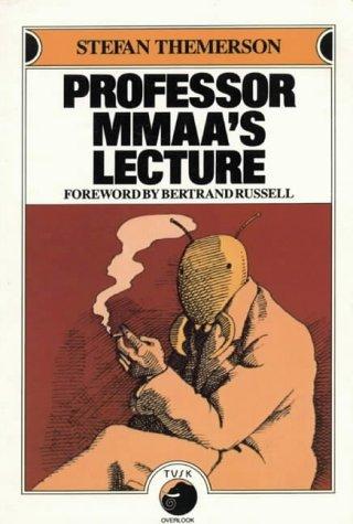 Professor Mmaa's Lecture