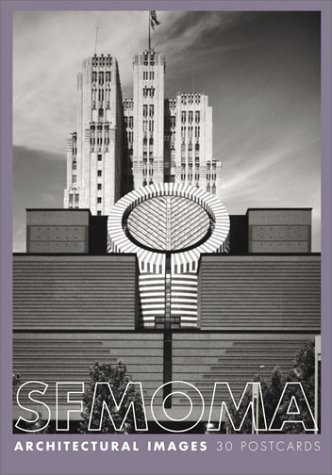 SFMOMA Architectural Images: 30 Postcards San Francisco Museum of Modern Art