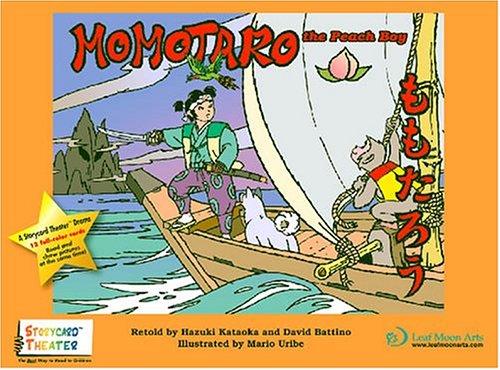 Momotaro - The Peach Boy (Storycard Theater)