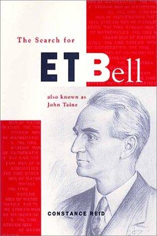 El mejor foro gratuito de descarga de libros electrónicos The Search for E. T. Bell: Also Known as John Taine