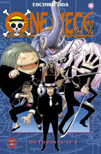 Die Piraten vs. CP 9 (One Piece, #42)