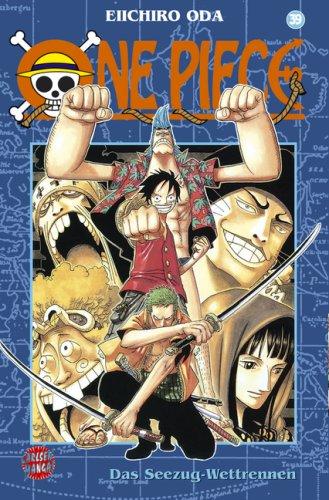 Das Seezug-Wettrennen (One Piece, #39)