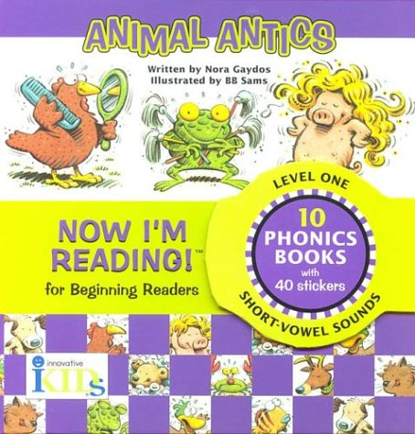 Animal Antics por Nora Gaydos PDF FB2 978-1584761594