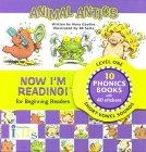 Animal Antics (Now I'm Reading!: Level 1)