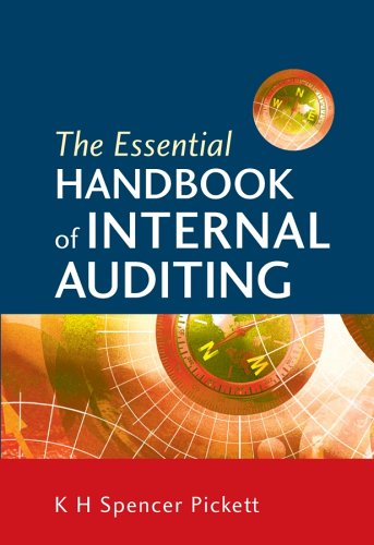 The Essential Handbook Of Internal Auditing By K H
