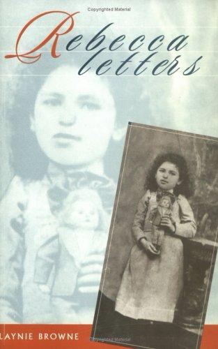 Rebecca Letters DJVU EPUB por Laynie Browne
