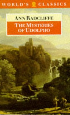 Cover - The Mysteries of Udolpho (Goodreads)