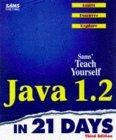 Sams Teach Yourself Java 1.2 In 21 Days por Laura Lemay ePUB iBook PDF 978-1575213903