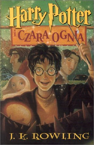 Harry Potter i Czara Ognia (Harry Potter, #4)