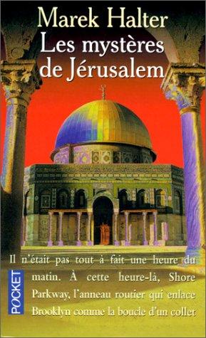 Descargue libros electrónicos gratuitos para ipad 2 Les Mystères de Jérusalem
