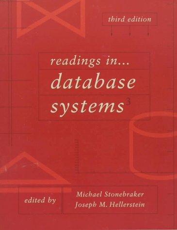 Readings in Database Systems Libro de descarga de dinero gratis