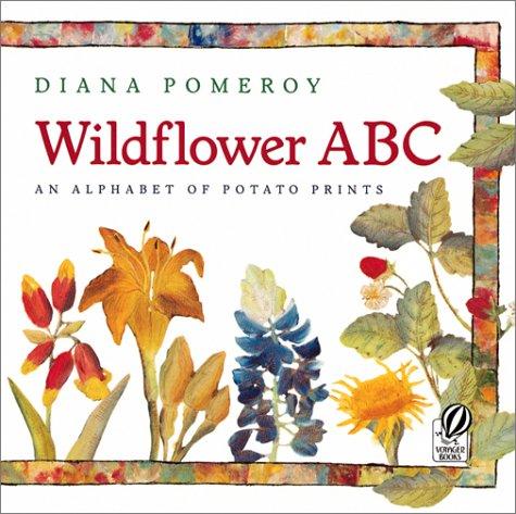 Wildflower ABC: An Alphabet of Potato Prints Descarga de texto en pdf de libros electrónicos
