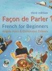Facon De Parler: Pt.1: French for Beginners Libros gratis en línea Descargas gratis