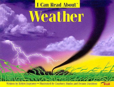 I Can Read About Weather EPUB FB2 978-0816742066