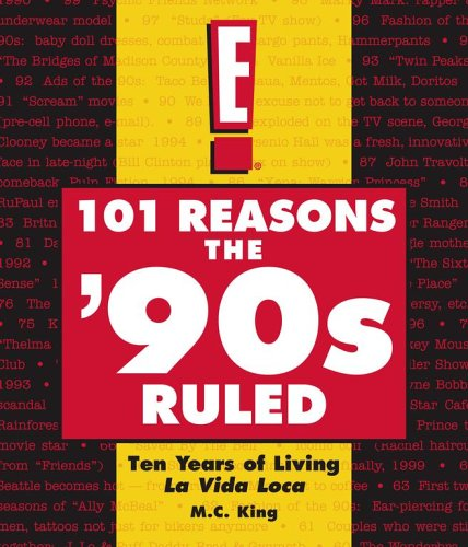 Descarga gratuita de ebooks pdf 101 Reasons the '90s Ruled