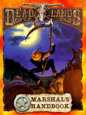 Deadlands: Marshal's Guide Descarga gratuita de libros de texto en pdf