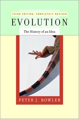 Evolution: The History of an Idea MOBI FB2 por Peter J. Bowler 978-0520236936