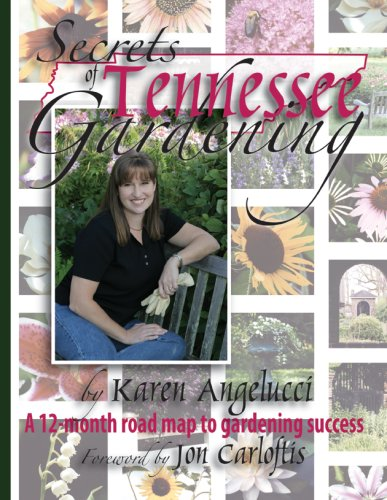 Secrets Of Tennessee Gardening FB2 MOBI EPUB 978-0979002564