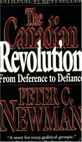 Descarga gratuita de libros electrónicos para Android Canadian Revolution From Deference To Defiance