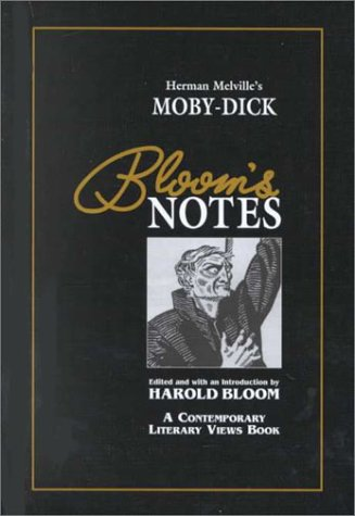 Herman Melville's Moby-Dick (Bloom's Notes)