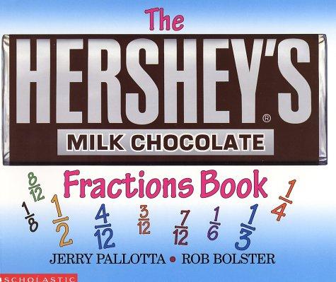 Hershey's Fractions por Jerry Pallotta PDF uTorrent 978-0439135191