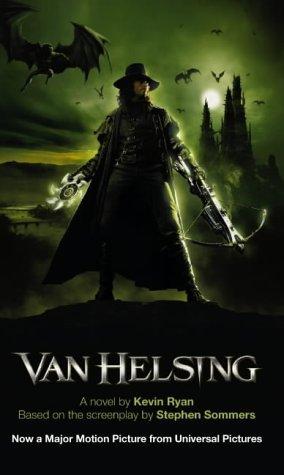 Van Helsing by Kevin Ryan