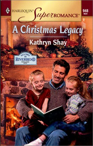 A Christmas Legacy by Kathryn Shay