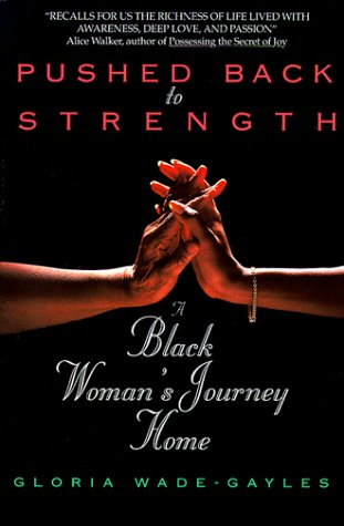 Pushed Back to Strength DJVU PDF 978-0380724260
