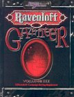 Ravenloft Gazetteer - Volume 3: A Ravenloft Campaign Setting Supplement