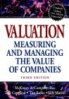 Valuation by Thomas E. Copeland