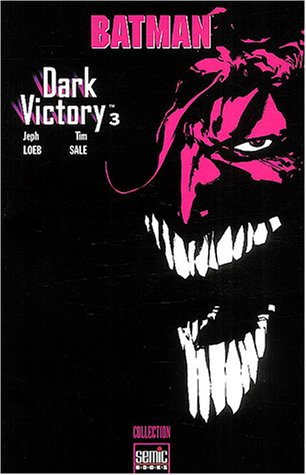 Batman: Dark Victory Tome 3