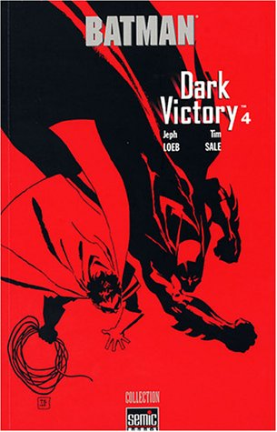 Batman: Dark Victory Tome 4