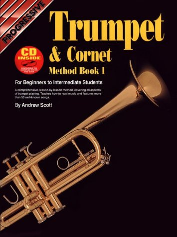 Trumpet and Cornet Method Book 1: With CD