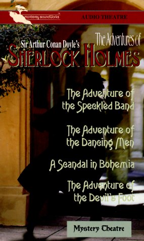 The Adventures of Sherlock Holmes: Mystery Theatre