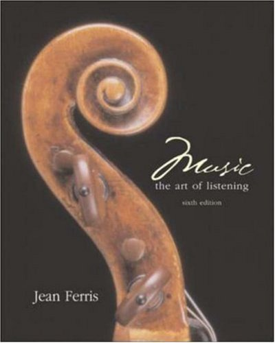 Music:  The Art of Listening [with CD-ROM]
