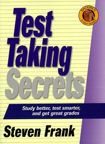 Test Taking Secrets by Steven Frank