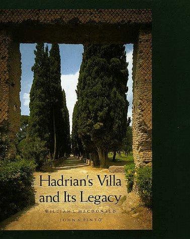 Hadrian's Villa And Its Legacy Libros gratis para descargar en la esquina