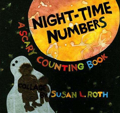 Night Time Numbers: A Scary Counting Book (Barefoot Beginners)