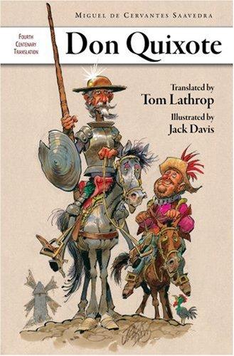 Don Quixote: Fourth Centenary Translation