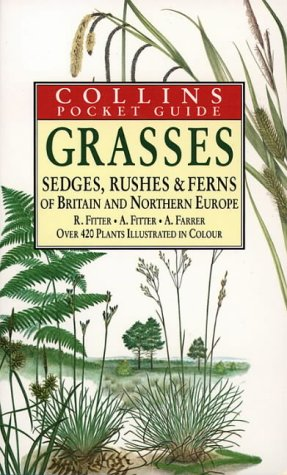 Grasses, Sedges, Rushes and Ferns of Britain and Northern Europe