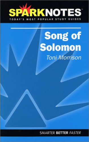 Song of Solomon (SparkNotes Literature Guide)