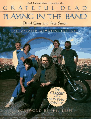 Playing in the Band by David Gans