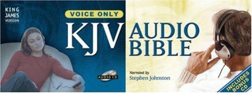 Voice Only KJV Audio Bible