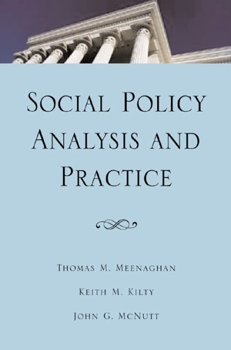 Social Policy Analysis And Practice