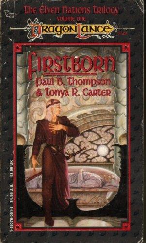Firstborn by Paul B. Thompson