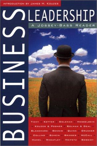 Business Leadership: A Jossey Bass Reader por Jossey-Bass EPUB DJVU