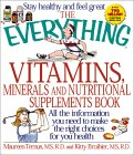Everything Vitamins Minerals  Nutritional Supplements