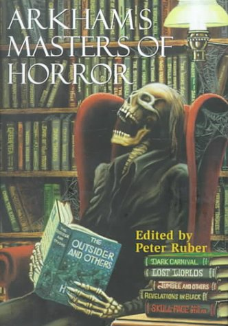 Arkham's Masters of Horror: A 60th Anniversary Anthology Retrospective of the First 30 Years of Arkham House DJVU EPUB por Peter Ruber
