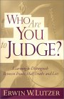 Who Are You To Judge?: Learning To Distinguish Between Truths, Half Truths, And Lies