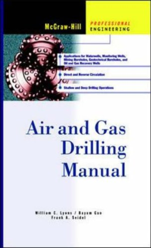 Air and Gas Drilling Manual EPUB TORRENT 978-0070393127 por William C. Lyons